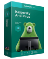 Kaspersky Anti-Virus (2 ПК, 1 год)