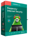 Kaspersky Internet Security (3 устр, 1 год)