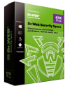 Антивирус Dr.Web Security Space (1 год, 2 ПК/Мас)